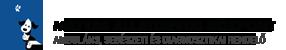 Mátyás Állatorvos Központ Logo
